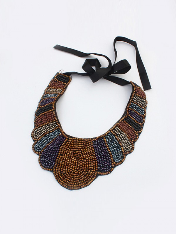 Occident Exotic Personality Retro Hot Sale Necklace-20
