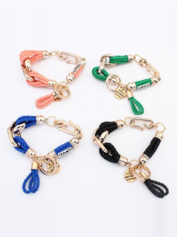 Occident original Foreign trade Woven Hot Sale Bracelets
