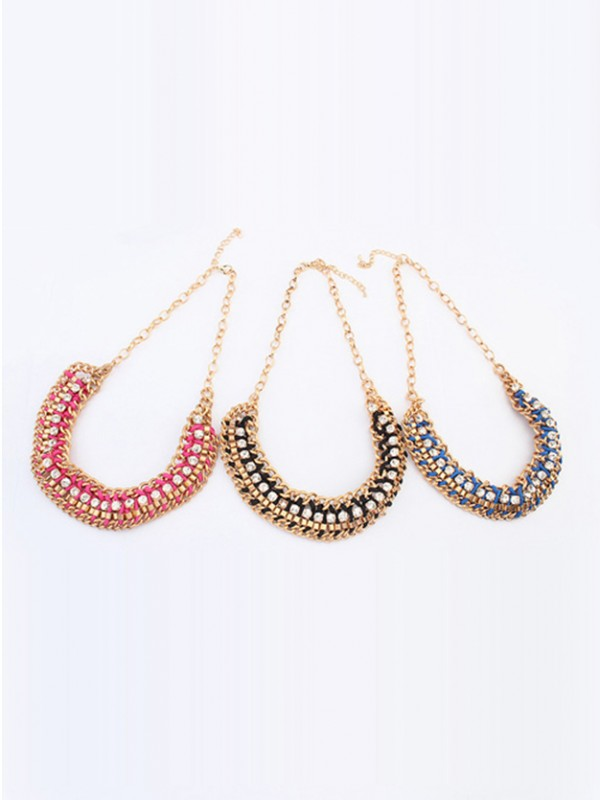 Occident Stylish New Trendy Punk Hot Sale Necklace